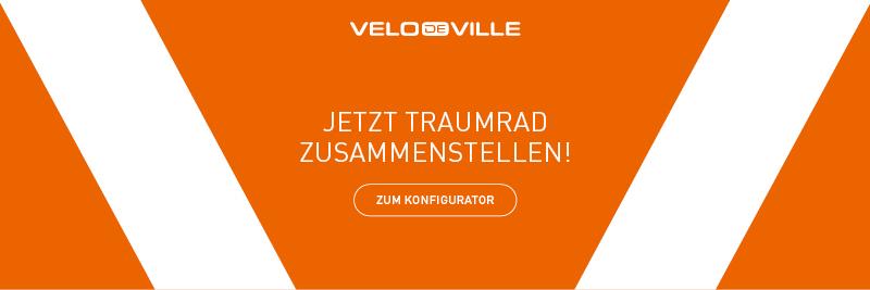 Hier geht es zum Konfigurator von Velo de Ville