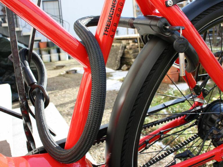 Tex-Lock-Fahrradschloss