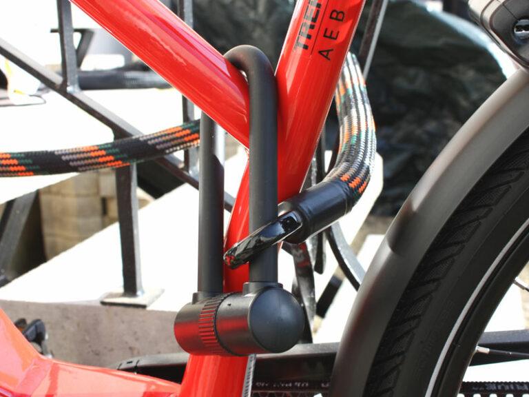 Fahrradschloss von tex-lock